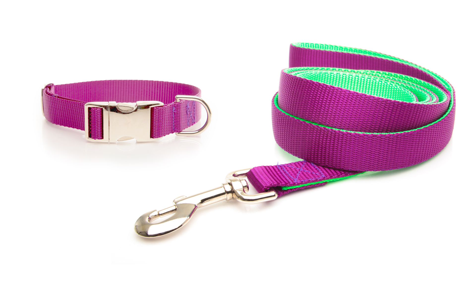 Double ply leashes